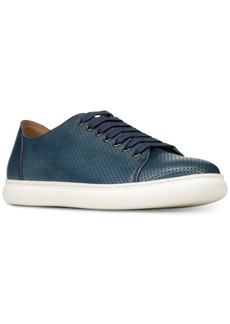 Donald J Pliner Donald Pliner Men's Calise Perforated Leather Sneakers Men's Shoes