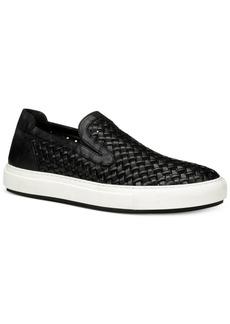 Donald J Pliner Donald Pliner Men's Clark Woven Slip-On Sneakers Men's Shoes