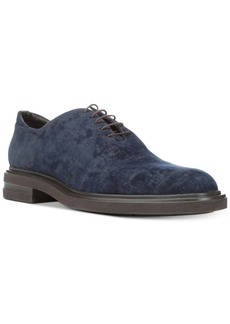 Donald J Pliner Donald Pliner Men's Eduardo Distressed Velvet Oxfords Men's Shoes
