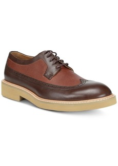 Donald J Pliner Donald Pliner Men's Gareth Wingtip Lace-Up Shoes Men's Shoes
