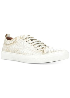 Donald J Pliner Donald Pliner Men's Rand Vintage Python Sneakers Men's Shoes