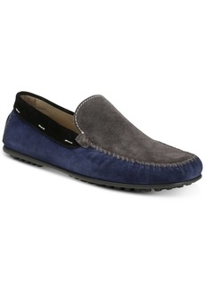 Donald J Pliner Donald Pliner Men's Santos Colorblocked Moc-Toe Slip-Ons Men's Shoes