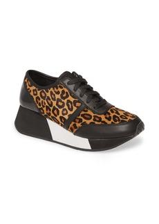 Donald J Pliner Donald Pliner Payce Genuine Calf Hair Sneaker (Women)