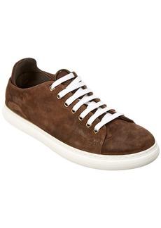 Donald J Pliner Donald Pliner Pierce Suede Sneaker