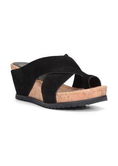 Donald J Pliner Donald Pliner Sisu Wedge Slide Sandal (Women)