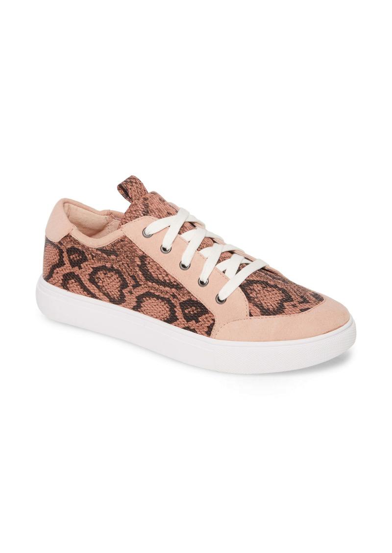 Donald J Pliner Donald Pliner Suzie Snake Print Sneaker (Women)