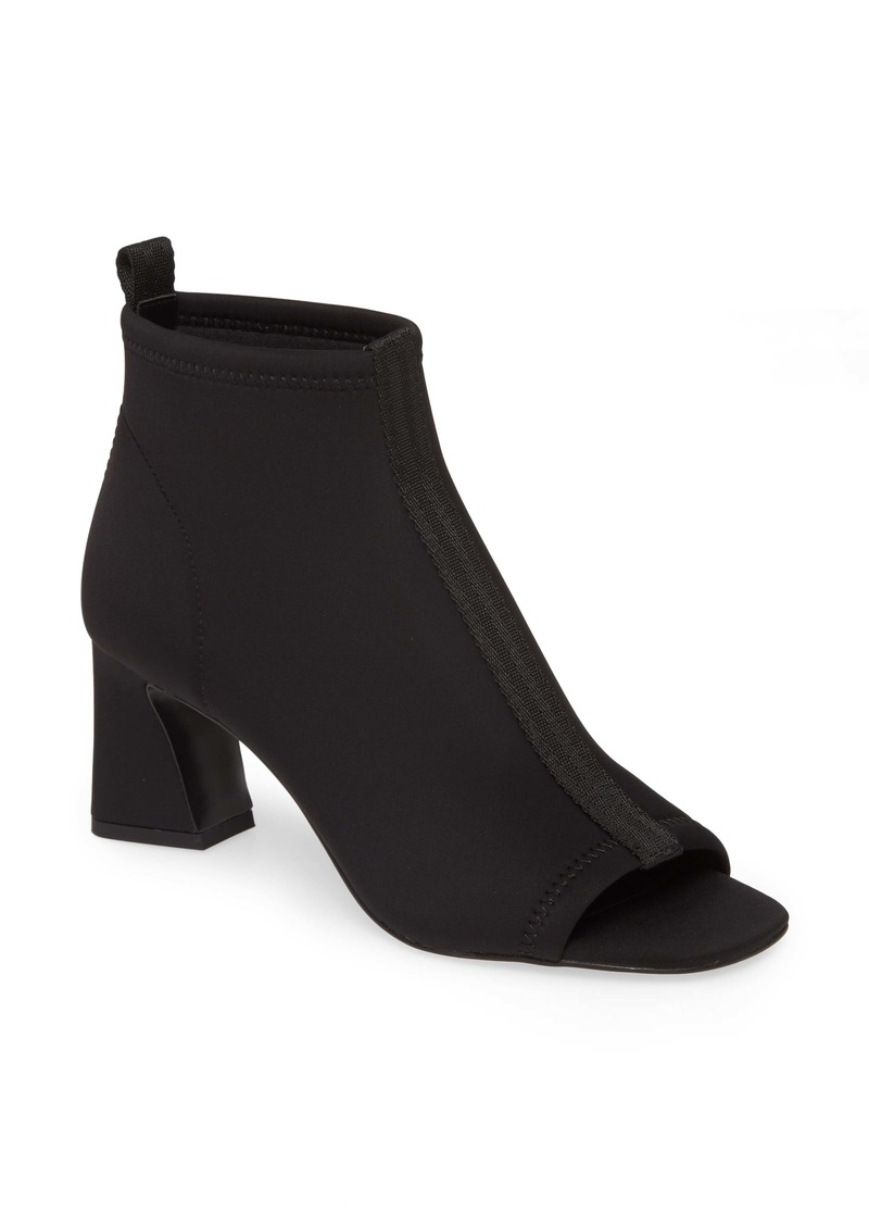 Donald Pliner Vani Open-Toe Bootie (Women)