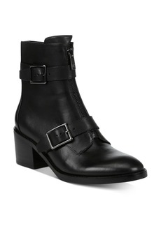 Donald J Pliner Donald Pliner Women's Dustin Zip-Up Booties