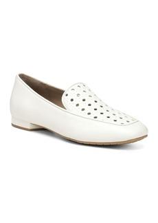 Donald J Pliner Donald Pliner Women's Honey Embossed Leather Loafers