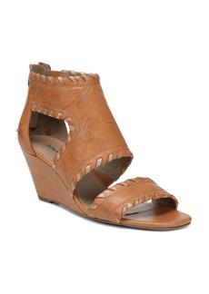 Donald J Pliner Donald Pliner Women's Sami Vintage Leather Wedge Sandals