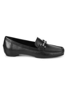Donald J Pliner Filo-43 Leather Driving Shoes