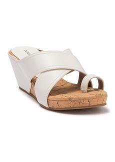 Donald J Pliner Geea Leather Sandal