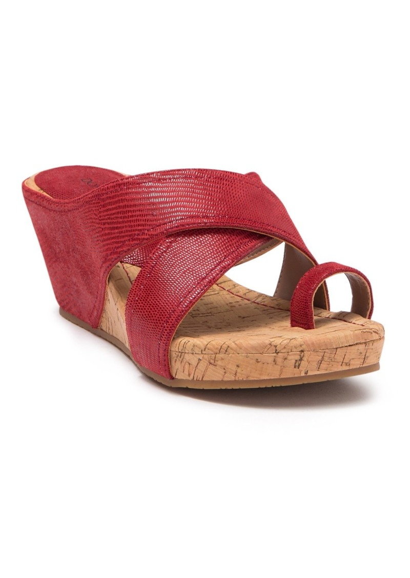 Donald J Pliner Geea Wedge Sandal