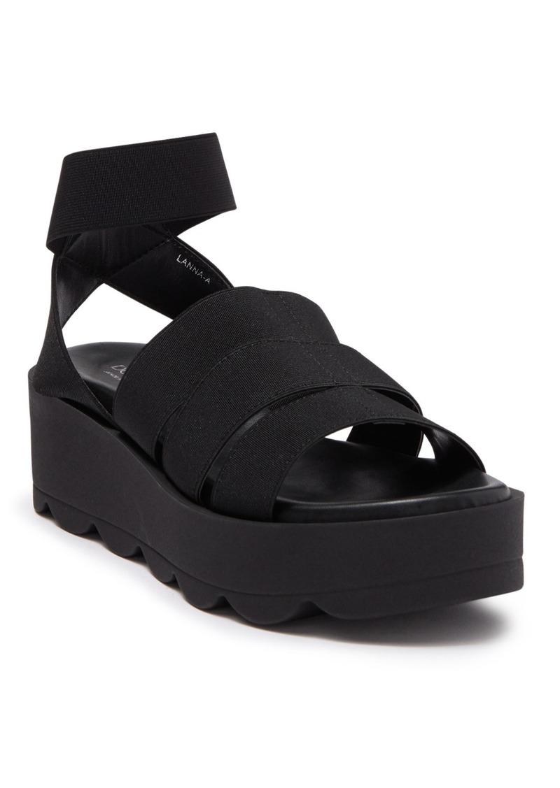 Donald J Pliner Lanna Platform Sandal
