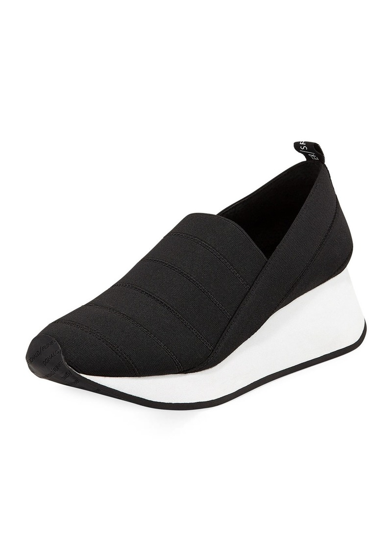 01f66dbbd9d6 SALE! Donald J Pliner Piper Basic Stretch Slip-On Sneakers