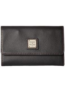 Dooney & Bourke Belvedere Flap Wallet