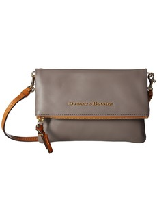 Dooney & Bourke City Foldover Zip Crossbody
