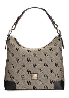 Dooney & Bourke Americana Signature Erica Hobo, A Macy's Exclusive Style