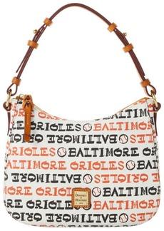 Dooney & Bourke Baltimore Orioles Small Kiley Hobo Bag