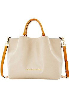 Dooney & Bourke City Large Leather Barlow Tote