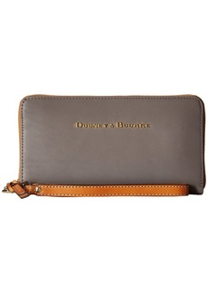 Dooney & Bourke City Large Zip Around Wristlet