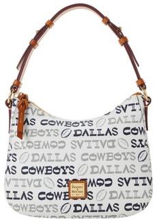 Dooney & Bourke Dallas Cowboys Doodle Small Kiley Hobo