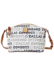 Dooney & Bourke Dallas Cowboys Doodle Suki Crossbody