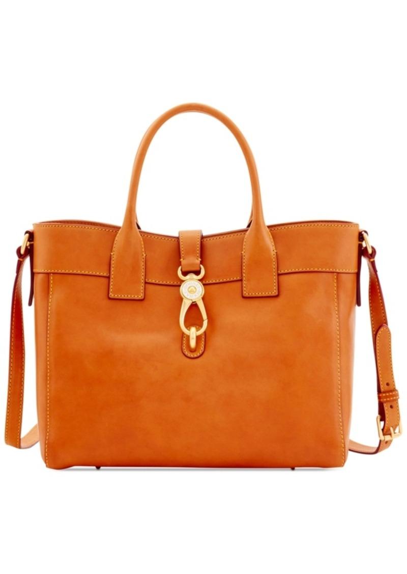 Dooney & Bourke Florentine Amelie Leather Tote