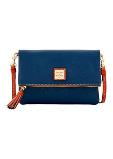Dooney & Bourke Foldover Zip Crossbody Bag