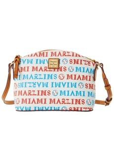 Dooney & Bourke Miami Marlins Suki Crossbody Purse