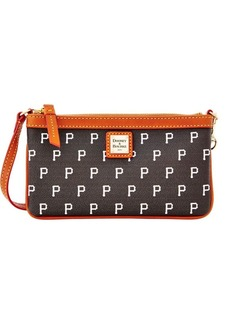 Dooney & Bourke MLB Pirates Slim Wristlet