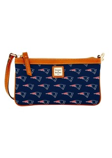 Dooney & Bourke New England Patriots Slim Wristlet