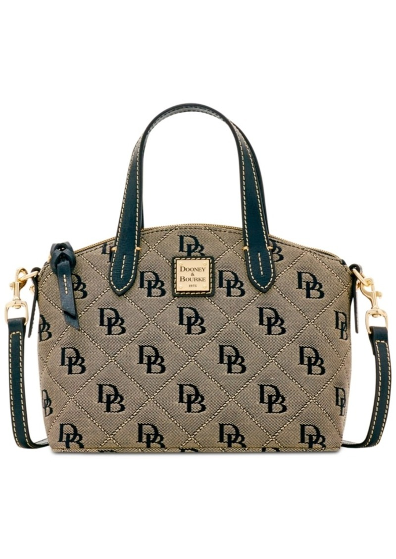 Dooney & Bourke Signature Quilt Ruby Small Bag, Created for Macy's