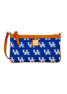 Dooney & Bourke Sports Kentucky Slim Wristlet