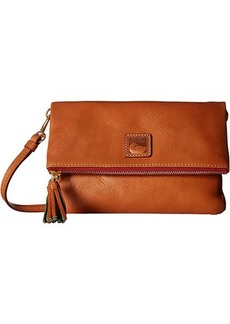 Dooney & Bourke Florentine Classic Fold-Over Zip Crossbody
