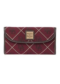 Dooney & Bourke Gretta Continental Wallet