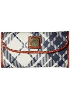 Dooney & Bourke Harding Continental Clutch