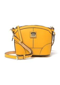 Dooney & Bourke Mini Domed Leather Crossbody Bag