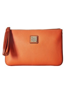 Dooney & Bourke Pebble Carrington Pouch