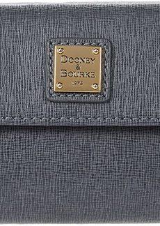 Dooney & Bourke Saffiano II Small Flap Wallet