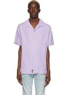 Double Rainbouu Purple Free Entry Shirt