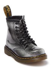 Dr. Martens 1460 Coated Glitter Boot (Toddler)