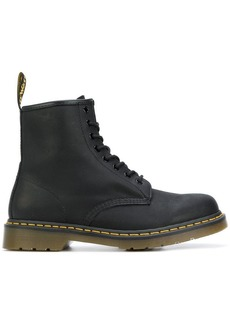Dr. Martens 8 eyelet lace-up boots