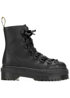 Dr. Martens ankle lace-up boots