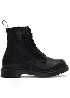 Dr. Martens Black 1460 Pascal Zip Boots