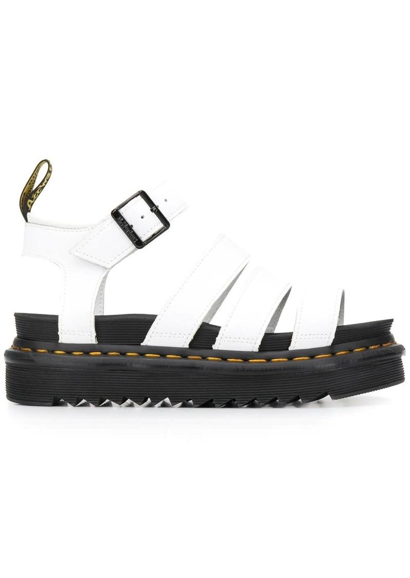 Dr. Martens Blaire Softy T multi-strap platform sandals