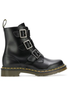 Dr. Martens buckle boots
