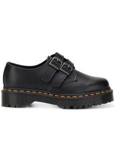 Dr. Martens double buckle shoes
