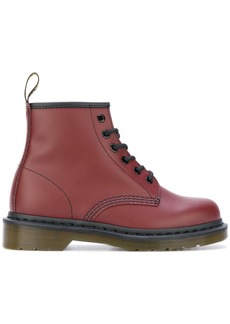 Dr. Martens 101 Smooth boots - Red