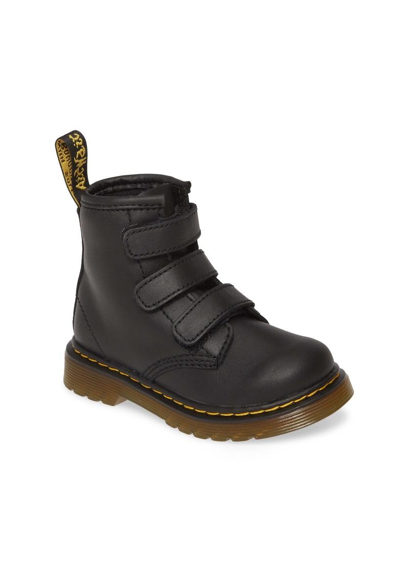 Dr. Martens 1460 Junior Strap Boot (Baby, Walker & Toddler)